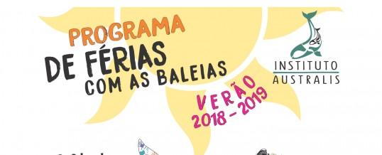 De Férias com as Baleias 2018-2019