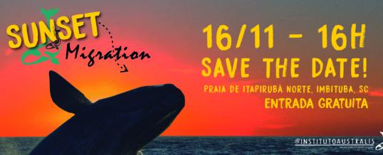 Sunset Migration – A Migração já começou, venha celebrar conosco!