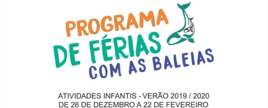 De Ferias Com as Baleias 2019-2020